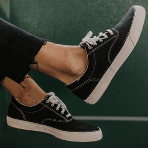 Keds Black Anchor Sneakers!